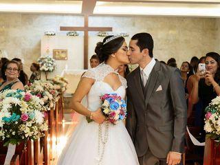 O casamento de Ana Cláudia  e Carlos Alexandre