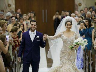 O casamento de Junea e Daniel