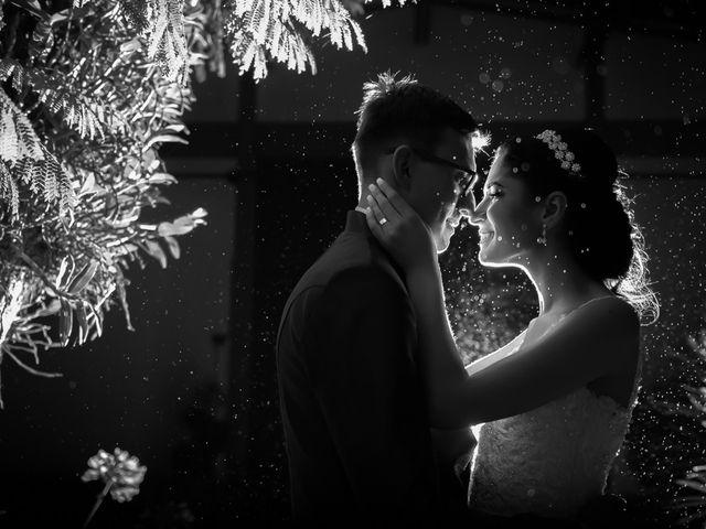 O casamento de Stéfanie e Carlos