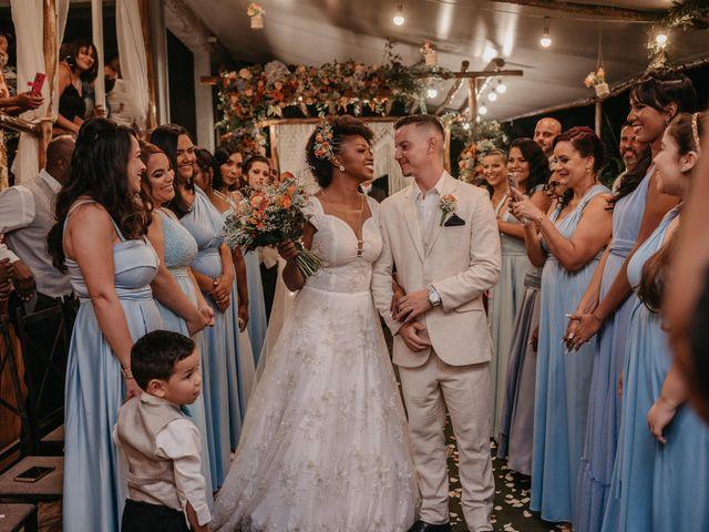 O casamento de Dayana e Vitor em Rio de Janeiro, Rio de Janeiro 81