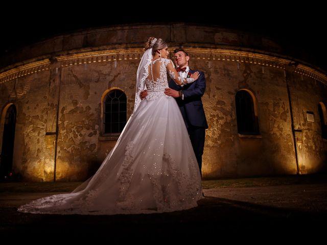 O casamento de Vanessa e Vinicius
