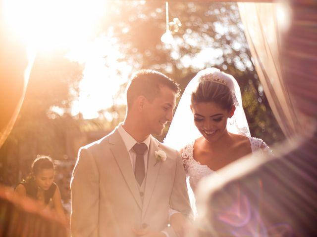 O casamento de Thais e Hans Miller