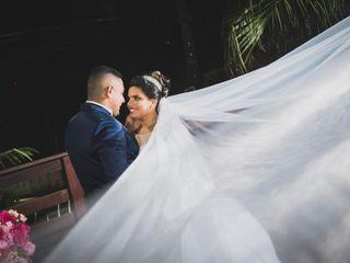 O casamento de Moniqui e Lucas