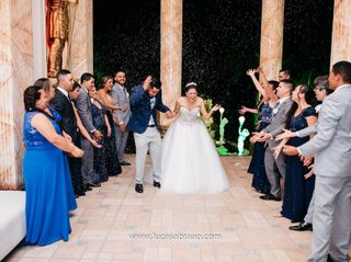 O casamento de Rayandra e Tiago
