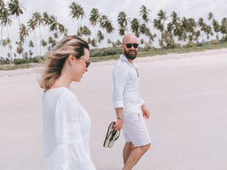 O casamento de Erika e Gustavo 2