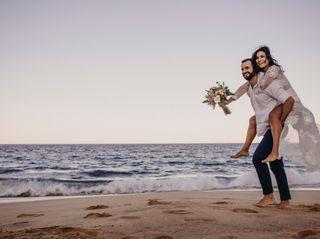 O casamento de Janaina e André