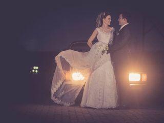 O casamento de Cris e Josu