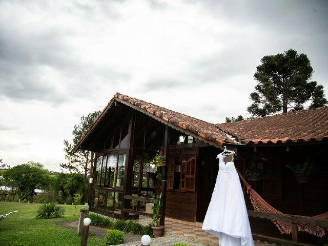 O casamento de Junior e Mayara em São José dos Pinhais, Paraná 6