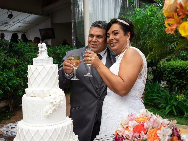O casamento de Elaine e Paulo