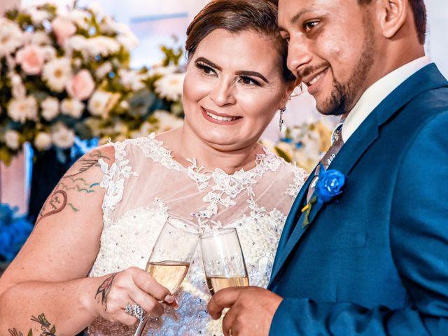 O casamento de Vanderliza e João Jr