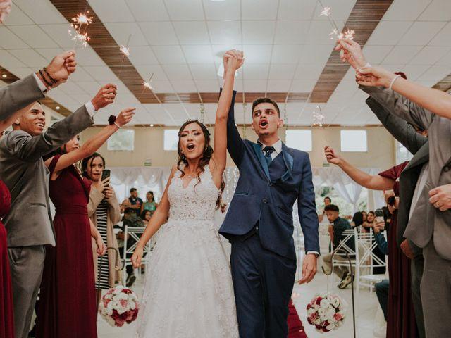 O casamento de Laiz e Lucas