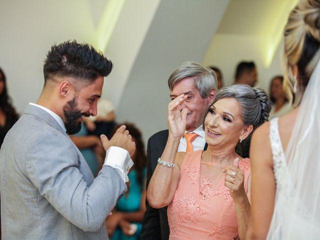 O casamento de Junior e Mariana em São Paulo, São Paulo 43