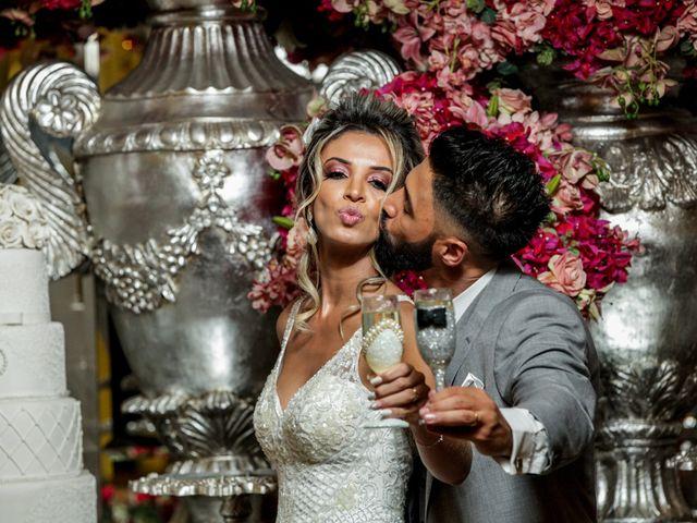 O casamento de Junior e Mariana em São Paulo, São Paulo 58