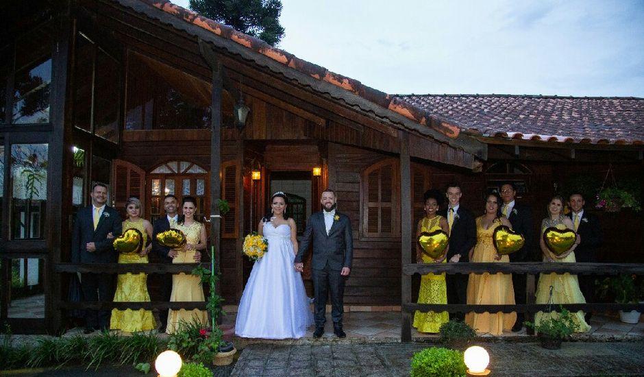 O casamento de Junior e Mayara em São José dos Pinhais, Paraná