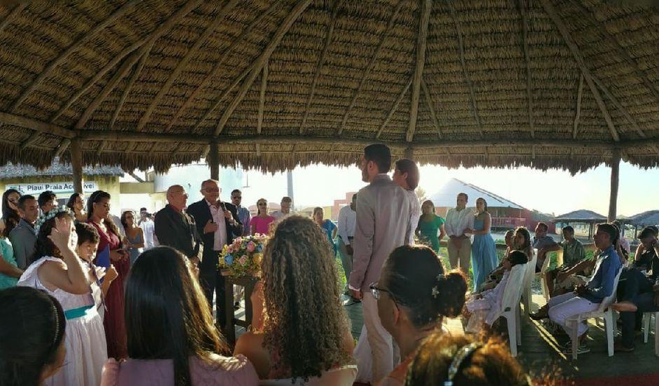 O casamento de Leonardo Bruno e Tayllanna Rebeca em Luís Correia, Piauí