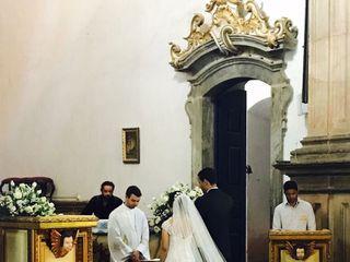 O casamento de Marina e Neibert