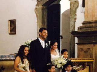 O casamento de Marina e Neibert 2