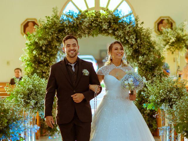 O casamento de Leo e Fernanda em Campo Grande, Mato Grosso do Sul 9