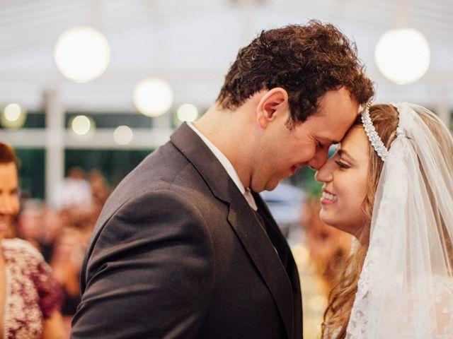 O casamento de Renata e Guilherme