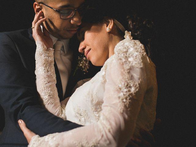 O casamento de Jessica e Abner