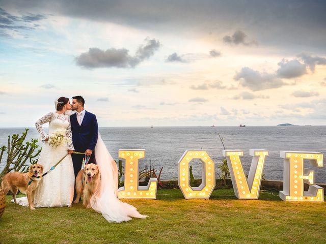 O casamento de Henrique e Nathalia em Niterói, Rio de Janeiro 239