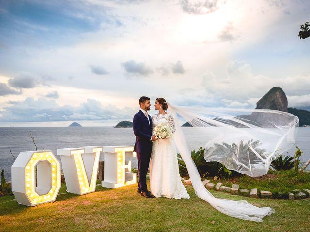 O casamento de Henrique e Nathalia em Niterói, Rio de Janeiro 240