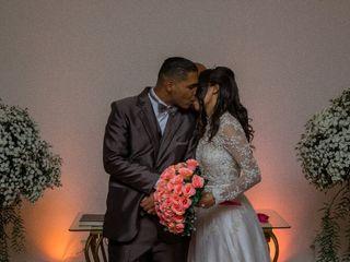 O casamento de Isabela e Ramon