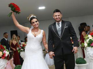 O casamento de  Vinicius  e Eliene