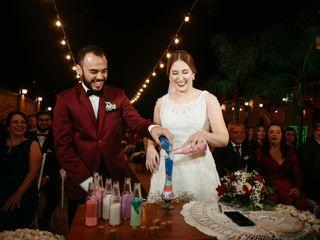 O casamento de Rafaela  e Leandro