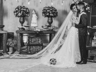 O casamento de Lorrainny e Edmundo