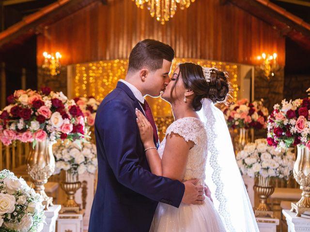O casamento de Stephanie e Bruno