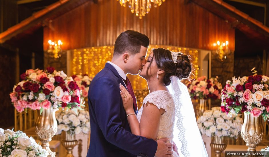 O casamento de Bruno e Stephanie em Suzano, São Paulo