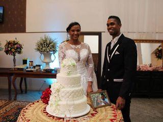 O casamento de jessica  e jaldemir