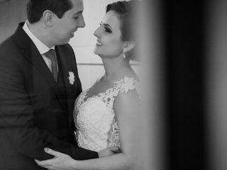 O casamento de Marina e Francisco