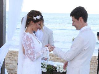 O casamento de Priscila  e Harland  3