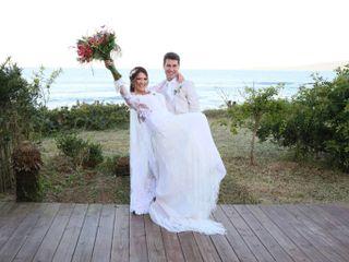 O casamento de Priscila  e Harland