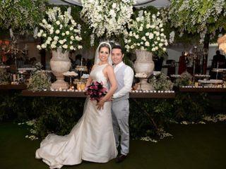 O casamento de Dheny e Bruno