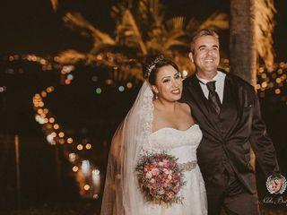 O casamento de Suélen e Marcelo