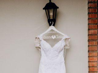 O casamento de Fabiane e Cleiton 1