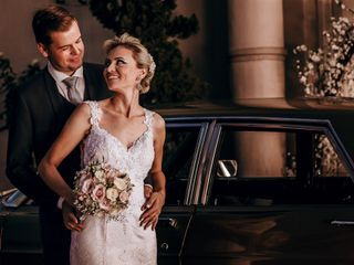 O casamento de Fabiane e Cleiton
