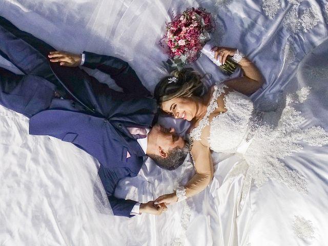 O casamento de Daniela e João Paulo