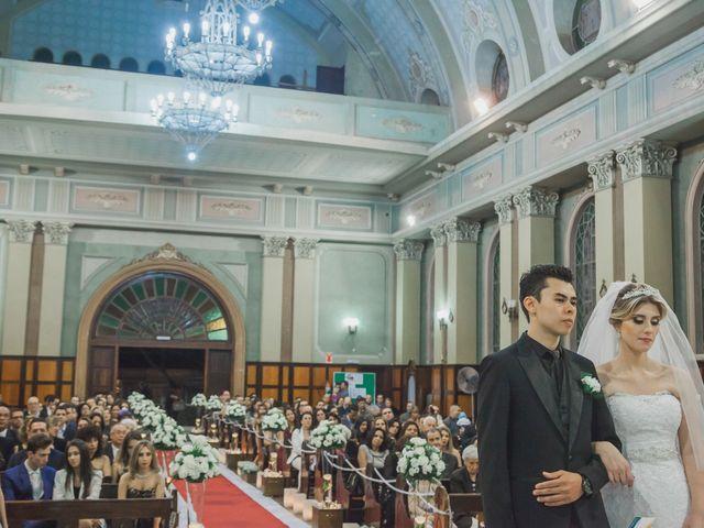 O casamento de Luana e Leonardo