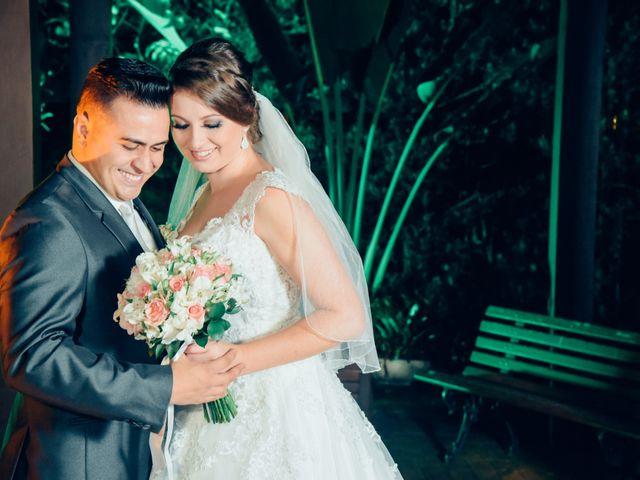 O casamento de Michele e Rafael