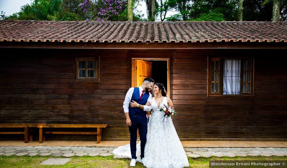 O casamento de Carlos e Bruna em São Paulo, São Paulo