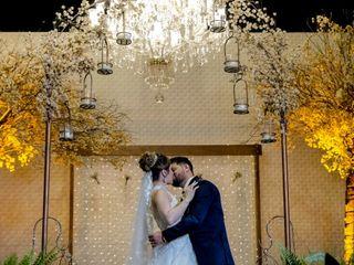 O casamento de Priscilla e Flávio