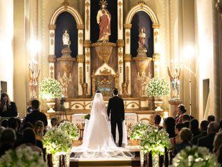 O casamento de Larissa e João Germano