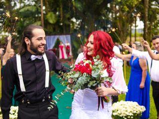 O casamento de Maiara Goldacker e Bruno Horn Junior