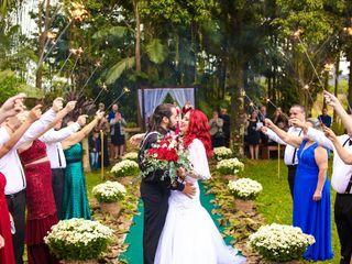 O casamento de Maiara Goldacker e Bruno Horn Junior 3
