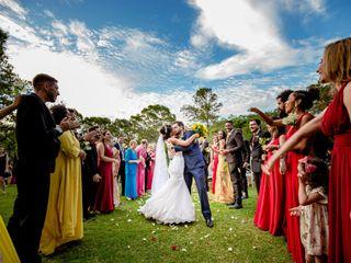 O casamento de Rebeca e João Vitor