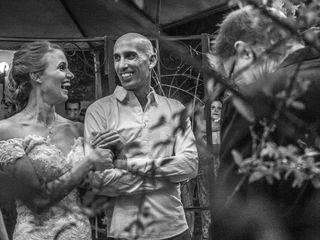 O casamento de Karin e Haroldo